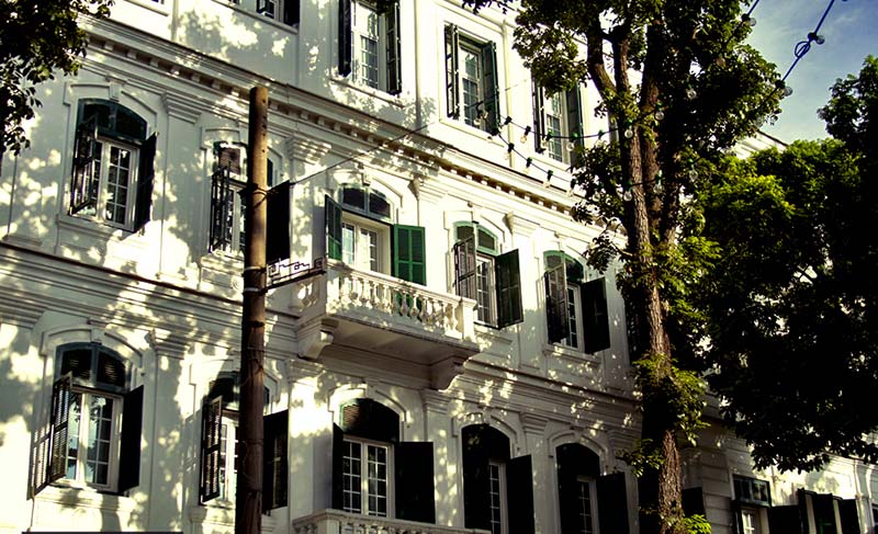 Vietnamese french-era architecture to be saved