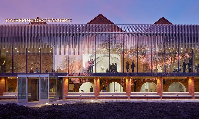 Rowan Moore: the best architecture of 2015