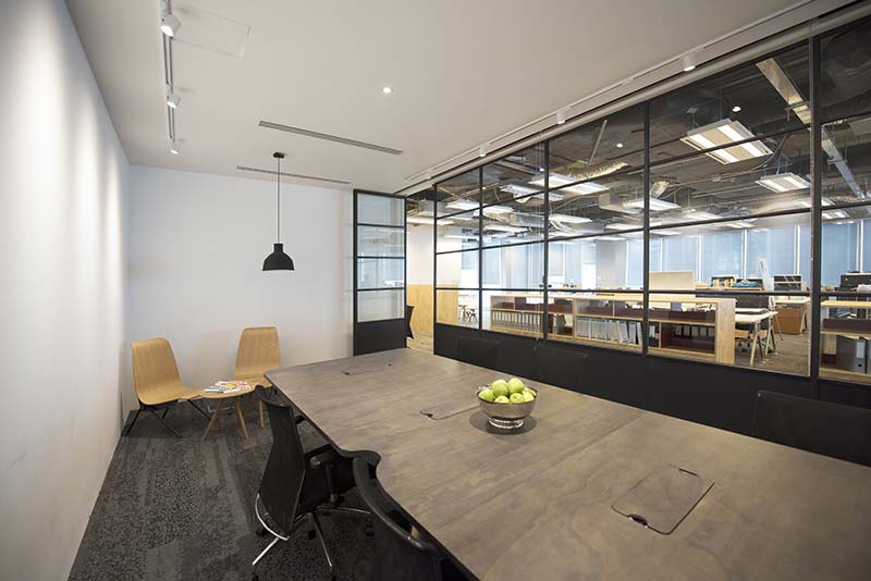 Leo Burnett Workspace / Bean Buro