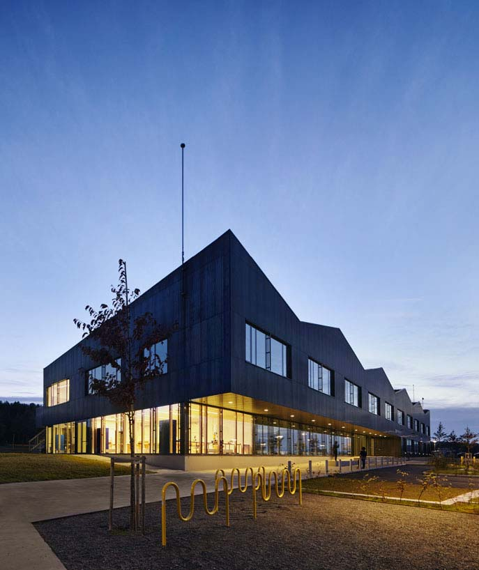 Bråtejordet School / White Architects