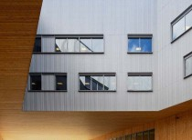 Faerder Technical High School / White Architects