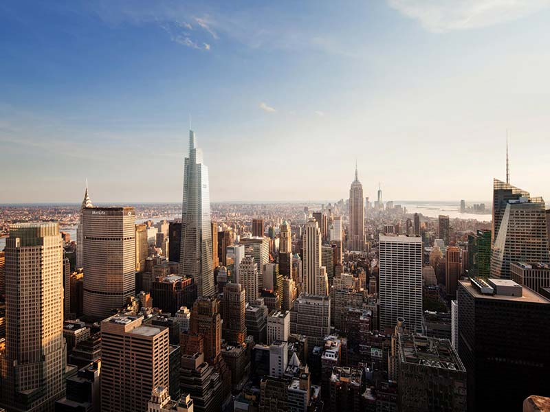 SL Green's One Vanderbilt to bring most radical change to New York's Grand Central area