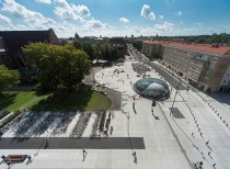 St Johannesplan & The Konsthall Square / White Architects