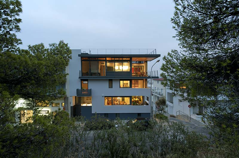 Filopappou Hill Residences / Z-level
