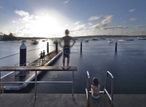 Watsons Bay Baths / Kieran McInerney in Association with D-Construct Architects