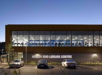 AHR's Hough End Leisure Centre proves popular with locals