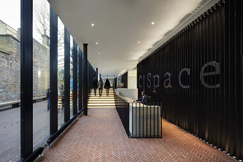 BuckleyGrayYeoman completes C-Space in London