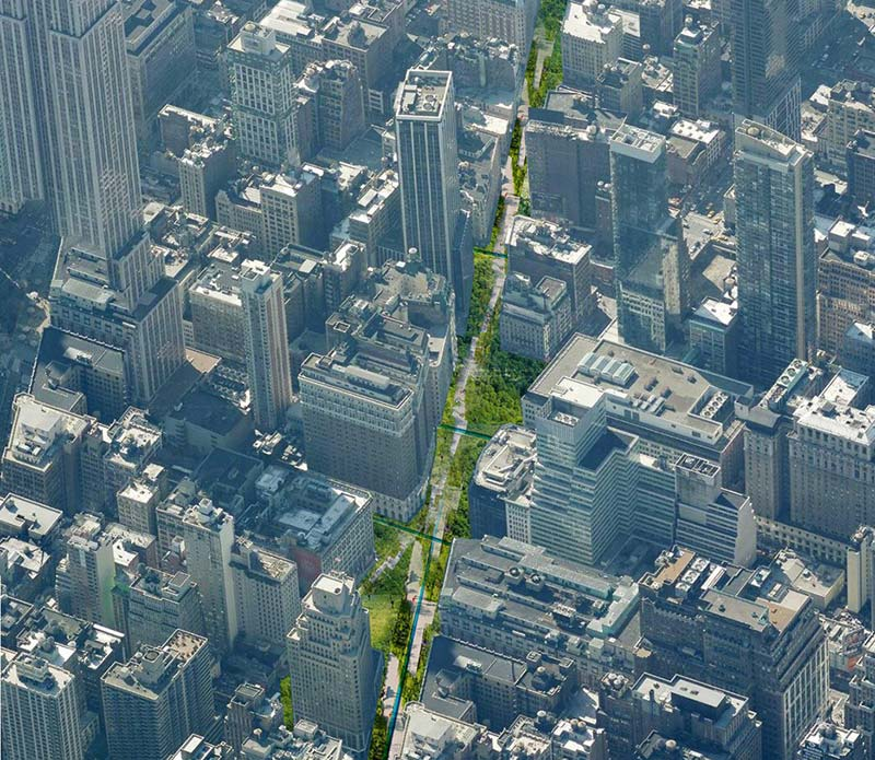 Does New York Need A Second High Line Architecture Lab
