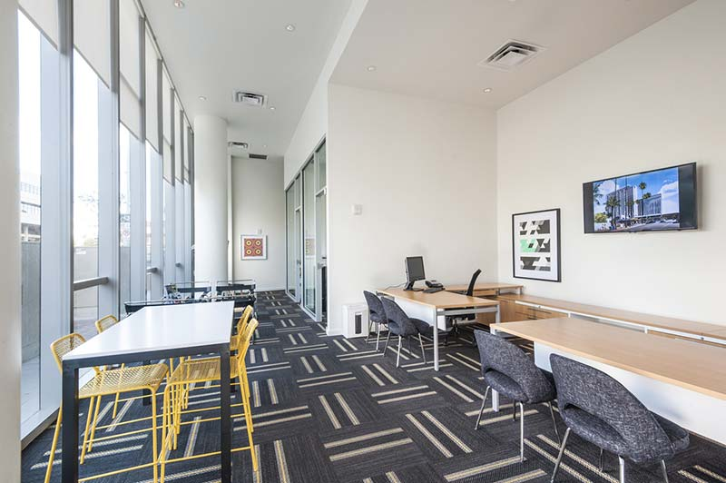 University House Communities opens 16-story luxury student housing development at Arizona State University