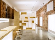 Ilcsi Beauty Workshop / sporaarchitects
