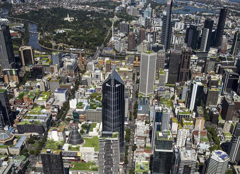 City of Melbourne wants green roofs, but will they get their wish?