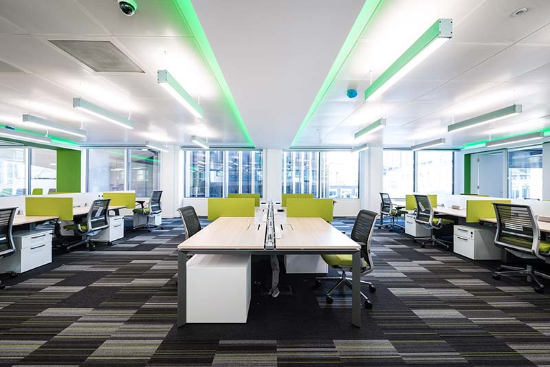 NEW EUROPEAN office for HORTONWORKS defines new ways of working