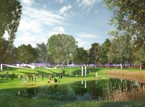 Maxwan and arteza won the competition for the skolkovo innovation center park