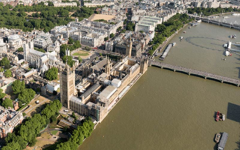 Foster + Partners shortlisted for Palace of Westminster restoration and renewal