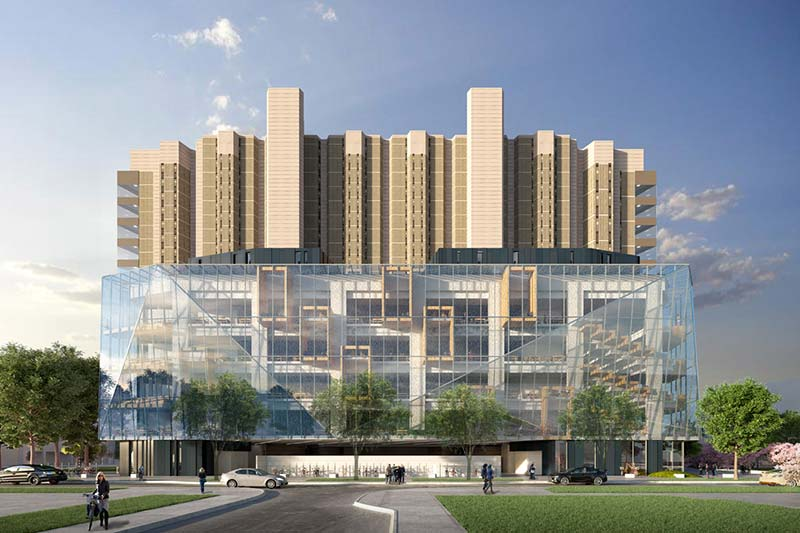 Toronto's Robarts library expansion to begin this spring