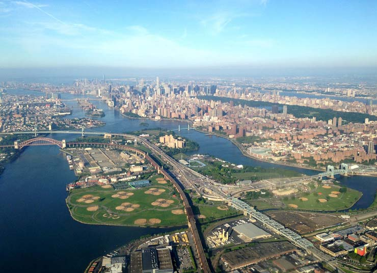 People kept saying no more roads, but Robert Moses didn't listen