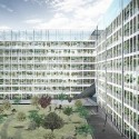 Green showers invigorate the city centre of Hamburg by creating new homes and nature