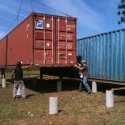 Containers of Hope / Benjamin Garcia Saxe Architecture