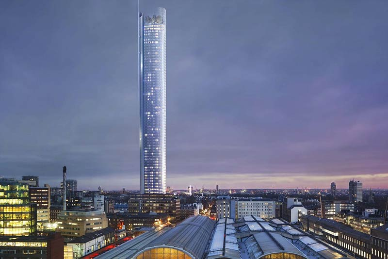 Top UK architect condemns Renzo Piano's 'Paddington Shard'