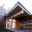 Aanischaaukamikw Cree Cultural Institute / Rubin & Rotman Architects