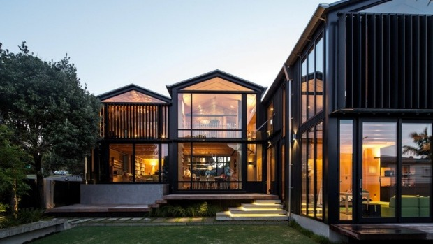 What are the top five architecture trends of 2015?