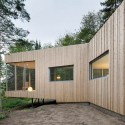 House on Lac Grenier / Paul Bernier Architecte