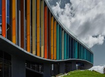 ONS INCEK Residences Showroom & Sales Office / Yazgan Design Architecture