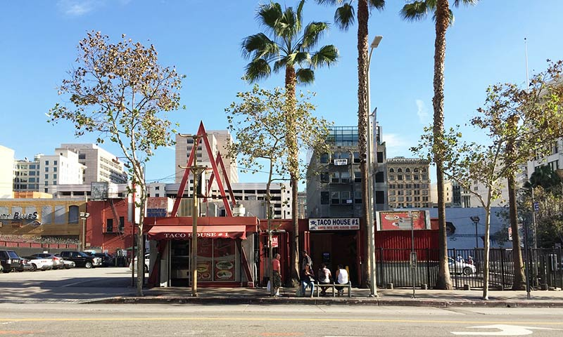The disappearing roadside hamburger stands of downtown Los Angeles