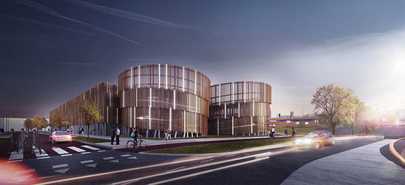 MoederscheimMoonen Architects wins design tender for P&R car park in Zutphen, the Netherlands