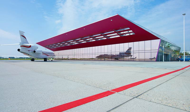 VVIP Terminal at Schiphol Airport Amsterdam / VMX Architects