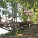 The riverside terrace on tatyshev island ooo adm for 125 the terrace
