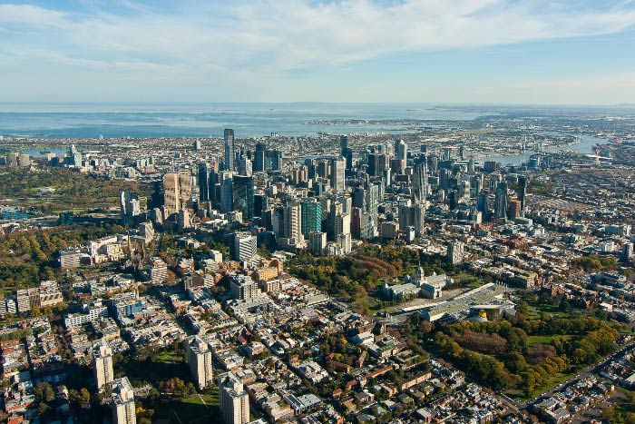 Will Melbourne See a Chinese Land Sell-off in 2016?