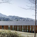 CeongTae Mountain's Visitor Information Center / namu architects