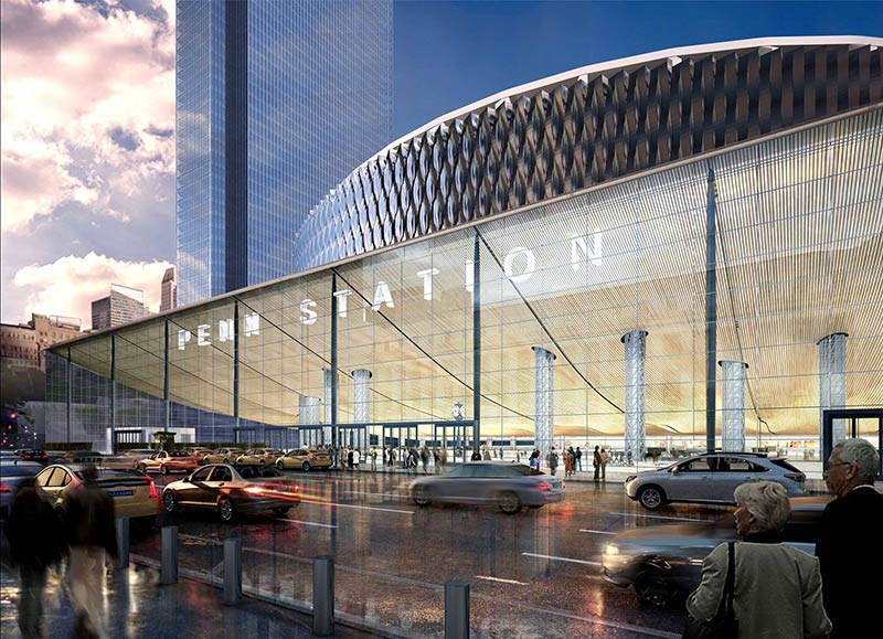 Penn Station and Hudson River Tunnel Projects Will Cost $24B