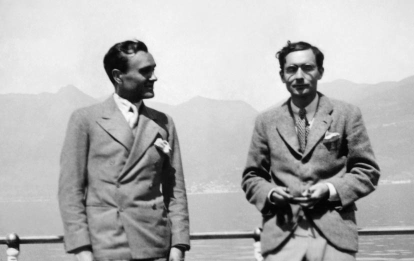 Alfred H. Barr Jr. and Philip Johnson - Partners in Design