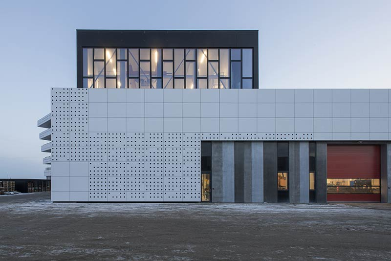 Port Centre and HQ, Port of Aarhus / C.F. Møller Architects