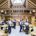 Design Technology Block, St James School / Squire and Partners