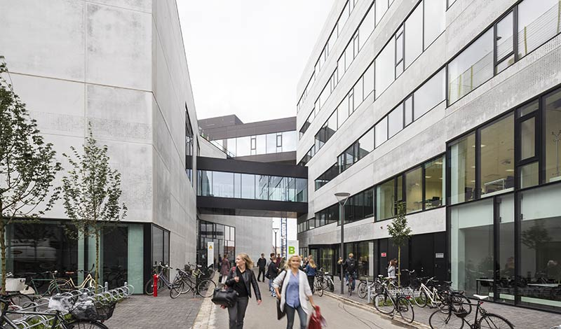 VIA University College Aarhus City / Arkitema Architects