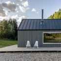 Lithuanian Hunting House / Devyni architektai