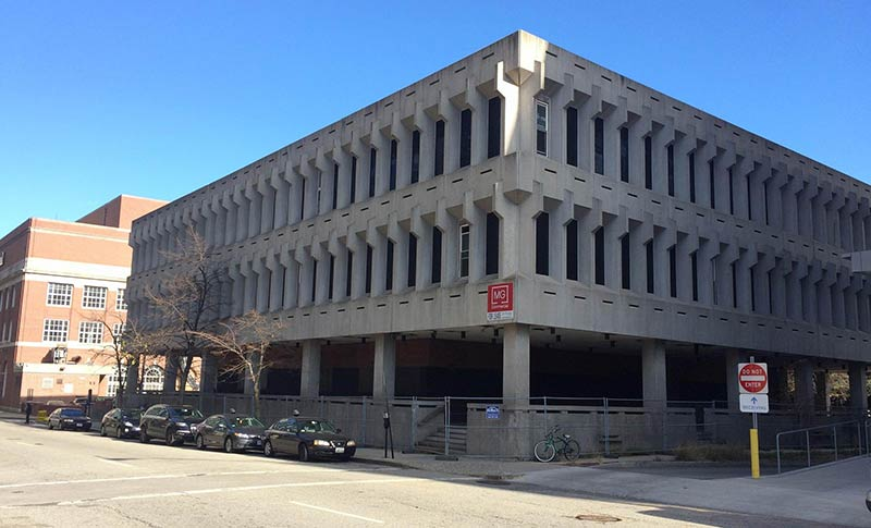 Distinctive Downtown Buildings in Providence Faces Certain Demolition