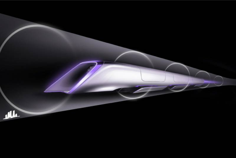 Aecom, global construction firm, will build SpaceX's Hyperloop test track