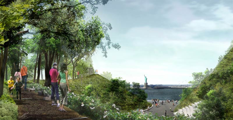 NYC's Newest Big Park Will Open Ahead of Schedule