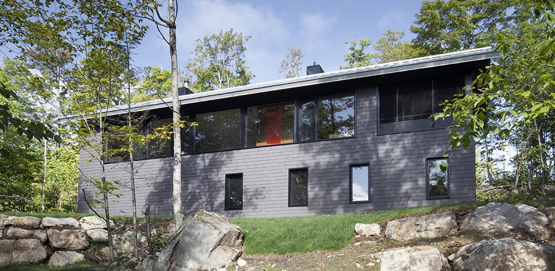 Panorama House / Blouin Tardif Architecture-Environnement