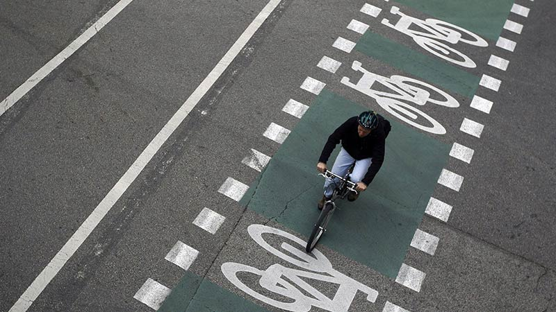 Germany has opened its first autobahn for bicycles