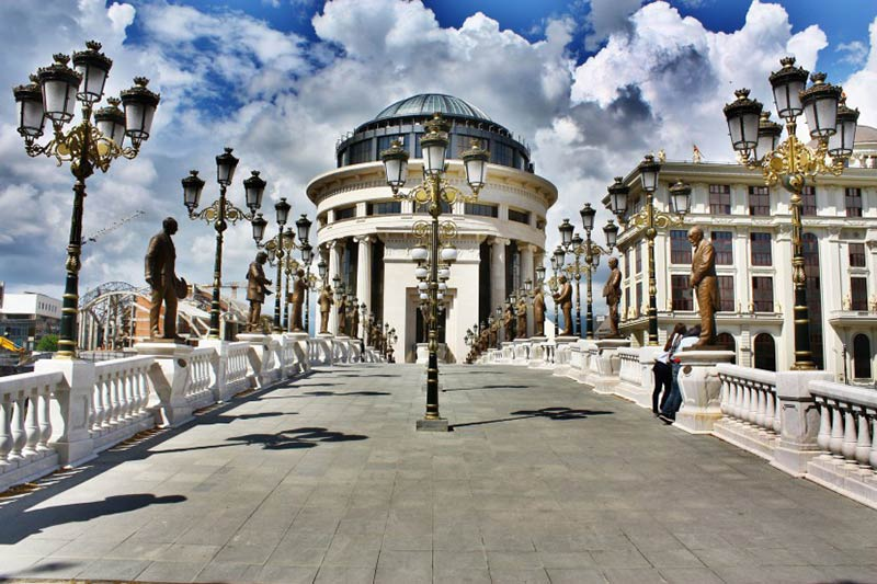 How Skopje's Urban Makeover Alienated Locals