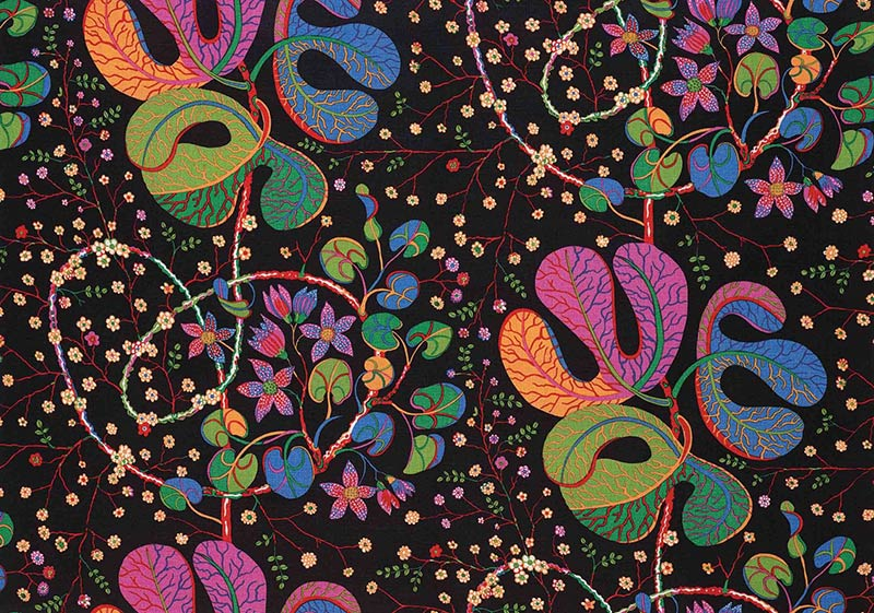 "A new retrospective champions the architect-designer Josef Frank's philosophy of ""Accidentism."""
