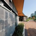 Golf Welcome Pavilion at Maisonneuve Park / Cardin Ramirez Julien