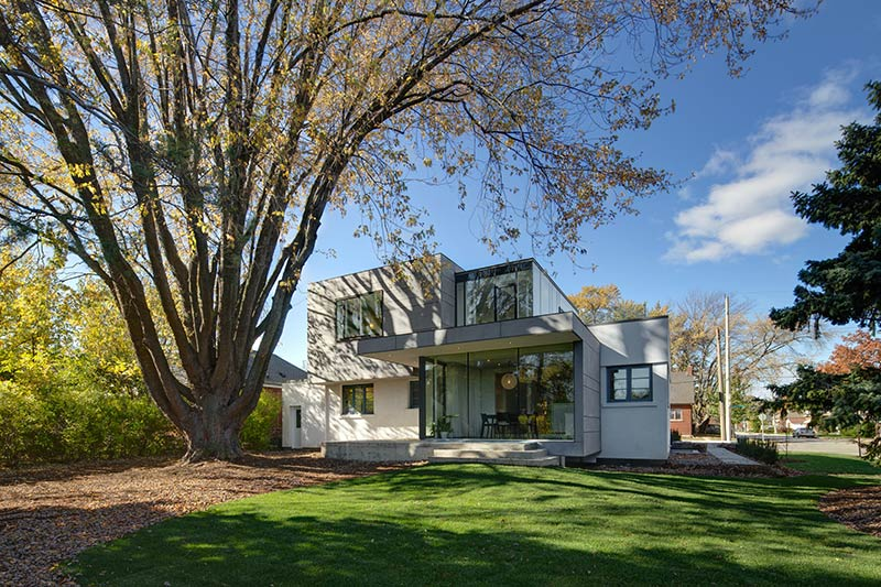 The Hambly House / DPAI Architecture Inc.