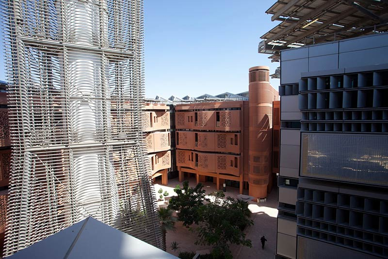 Masdar's zero-carbon dream could become world's first green ghost town