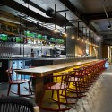 EAST Restaurant / YOD Design Studio